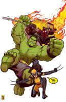 New Fantastic Four by RamArtwork