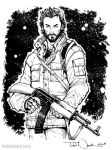 Tom Mason, Falling Skies by ToddNauck