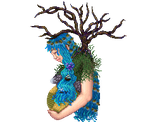 Earth Mother by Ahborson