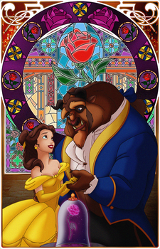 Contest: Beauty and the Beast 2017 CBC by RaiZhuW-The-Real