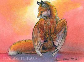 Fox Wings by vantid