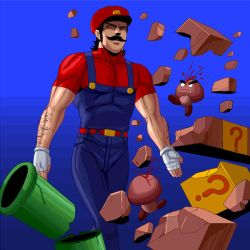 Epic mario by LAC3RUS