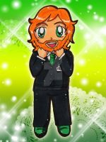Chibi Commission-Martin by Magical-Mama