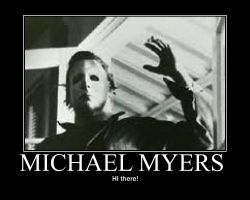 Michael Myers by jason-the-13th