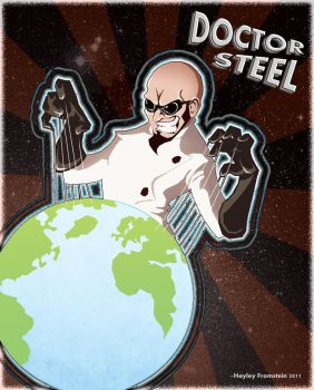 Doctor Steel by Mogira