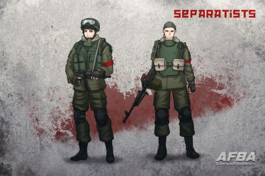 Separatists by AFBA