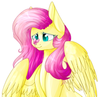 Open Collab - Fluttershy (LittleLilacSketch) by TwinkePaint