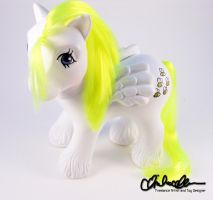 Daddy Honeycomb custom MLP by thatg33kgirl