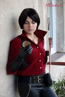 Ada Wong Resident Evil 6 cosplay VII by Rejiclad