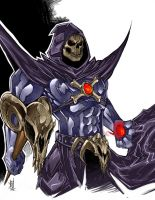 Skeletor by TheRisingSoul