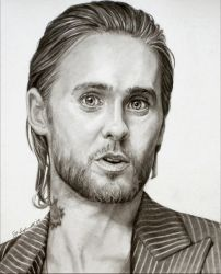 Jared Leto by Amelia-Beth