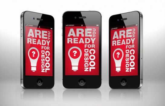 ARE YOU READY Iphone Wallpaper by Abdomd