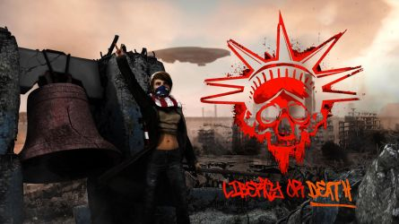 Homefront: The Revolution - The Liberty Bell by Steamrider86