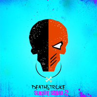 Deathstroke Suicide Squad Skull Logo by ConstantineHB