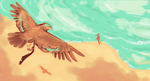Castle in the sky { Palette Challenge } by R0BUTT