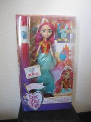Ever After High Meeshell Mermaid boxed by PoisonIgnorance