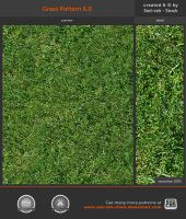 Grass Pattern 6.0 by Sed-rah-Stock