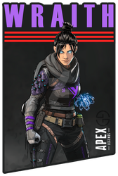WRAITH | Into the void | Apex Legends