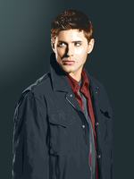 Jensen Ackles by lucadrina