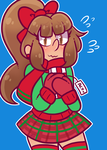 Christmas Sharon by Jelly-Filled-Zombies! by BLARGEN69