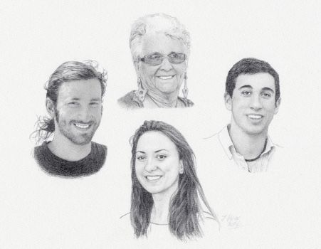 Family group by pixeleiderdown