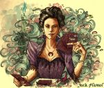 VANESSA IVES by aquiles-soir