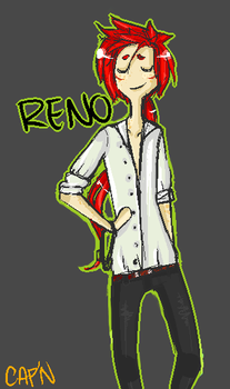 reno is a pretty casual guy by capta1np1ckles