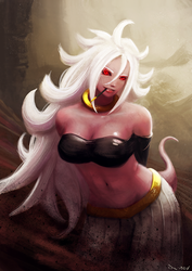 Android 21 by ili104
