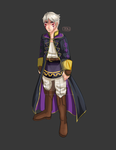 (M) Robin as Grima Version 1: No Background by 7H47-0N3-N3RD