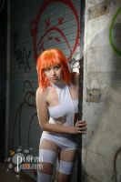 The Fifth Element - Bandages by EveilleCosplay
