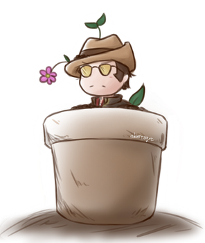 [Team Fortress 2] Mercs In Pots: 8 by abaresque