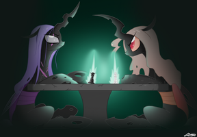 MLP: The Duel by SrMario