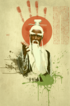 Pai Mei poster by seand444