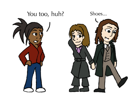 Doctor Who - Kindred Spirits by PrincessHannah