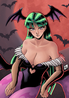Morrigan by RamosesDantas