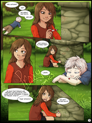 The Memory Well: pg1 by ProxyComics
