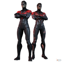 IGAU - Nightwing (New 52) by MrUncleBingo