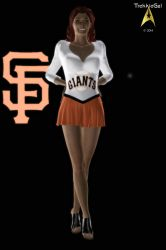 2014 San Francisco Giants by TrekkieGal