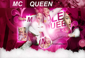 Miley Queen by StaRoadHoney