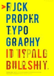 Make good typography by EN70