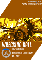 Wrecking Ball by JMK-Prime