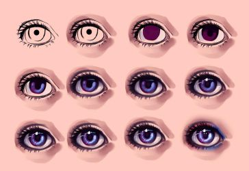 eye tutorial by ryky