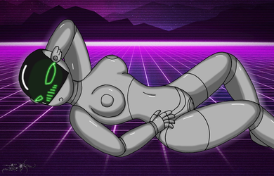 80s sexy Robots were oddly sexy... by WAtheAnum