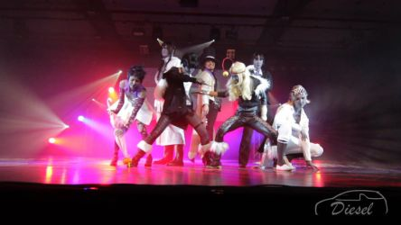 D.Gray-man: Enigma (Stage Shot) by DieselsVideo