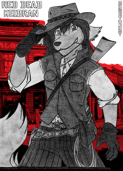 Red Dead Keidran by Outlaw-Marston