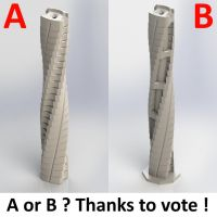 Twisted Tower Design Poll ! by Jetstorm-477