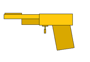Golden Gun by Wxodus
