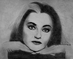 Lily Munster by GazF