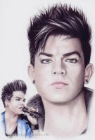 Adam Lambert by Sorbetti