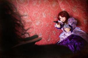 Trinity Blood: Yes, I hate you by auntLilith